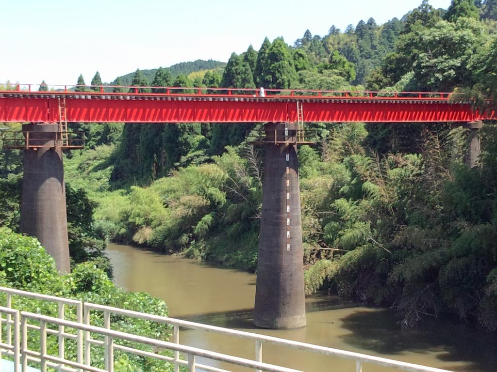 ムーミン鉄橋