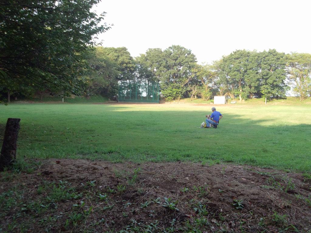 印旛沼公園 野球場
