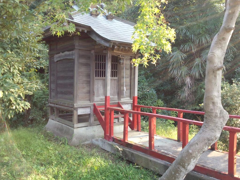 厳島神社 社