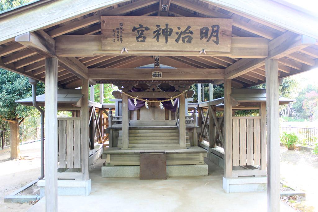 明治神宮 遥拝殿