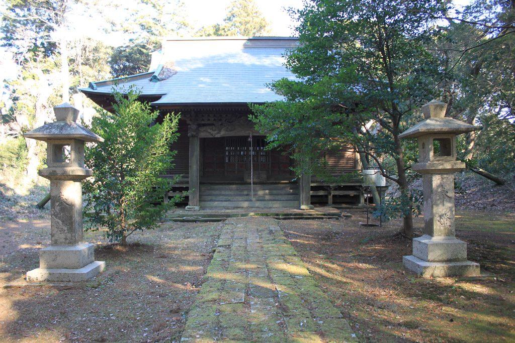 飯高神社 拝殿