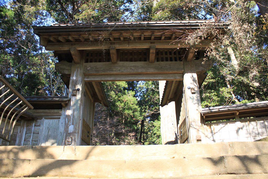 飯高寺 総門
