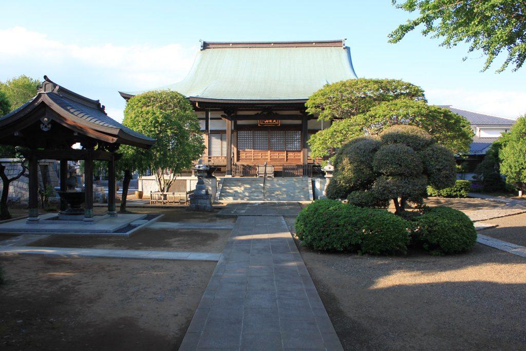 長妙寺本堂