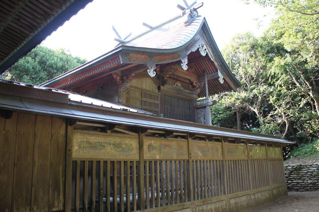 玉崎神社 本殿