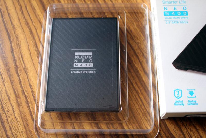 ESSENCORE KLEVV NEO N400 SSD 240GB